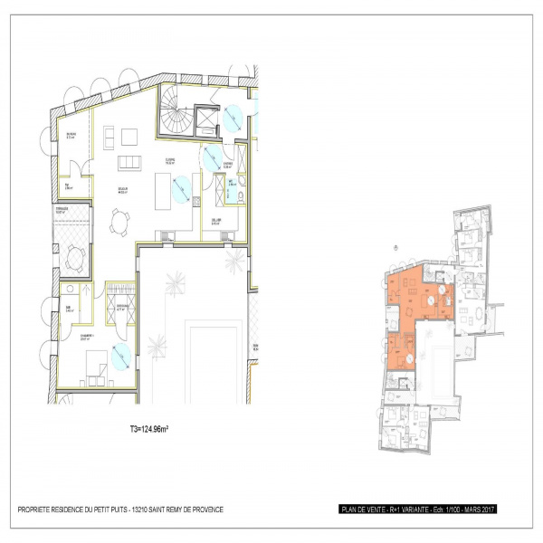 Programme neuf Appartement Saint-Rémy-de-Provence 13210